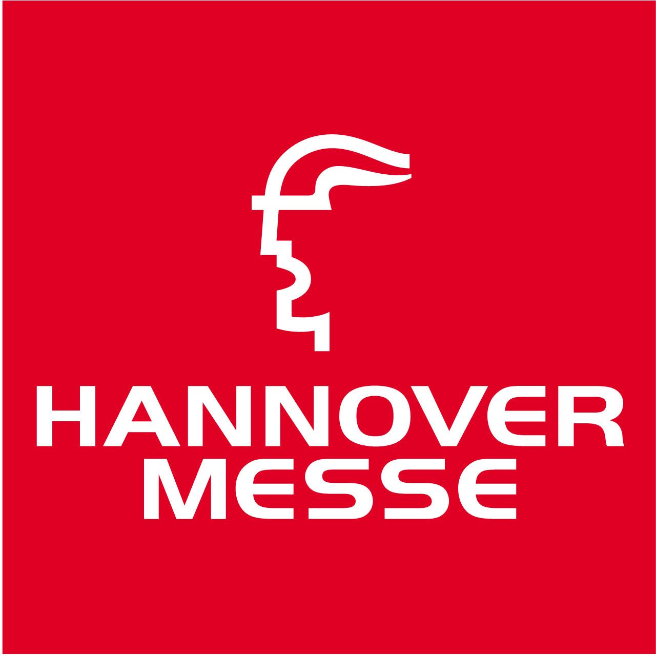 Resultado de imagen de logo de feria de Hannover,